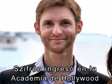 Szifron ingresó en la Academia de Hollywood