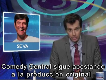 Comedy Central sigue apostando a la producción Original