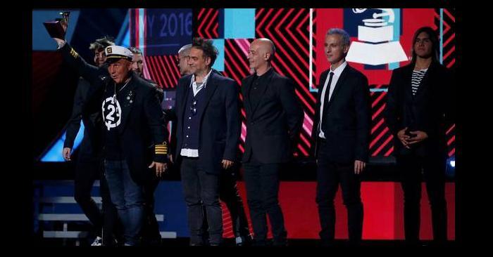 Artistas Argentinos Ganadores En Los Grammy Latino
