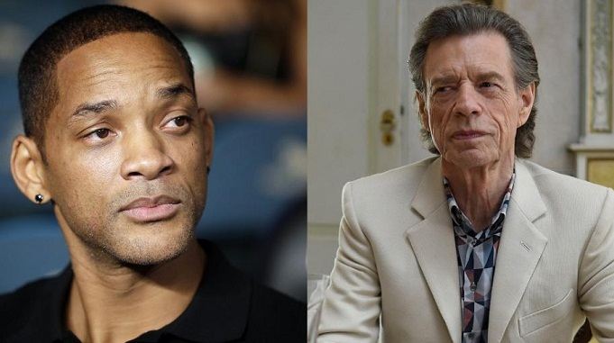 "Mick Jagger y Will Smith participaron ayer de ""I for India"""
